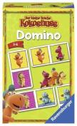 "Ravensburger 234349 Domino ""The Little Dragon Coconut"""