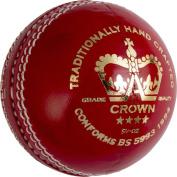Grey Nicolls Cricket Sports Hand Stitched 4 Star Crown Ball