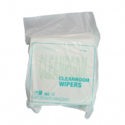 Calunce Ordinary Polyester Cleanroom Wipes Reused Wipes 15cm × 15cm ,150 PCS
