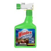 Windex Outdoor Glass and Patio Concentrated Cleaner 32 Fluid Ounces PACK OF 2