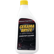 1 - Ceramic Cooktop Cleaner (830ml Bottle), Ceramic cooktop cleaner, Safely & easily removes tough stains, 20928-2 by Cerama Bryte