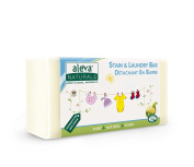 Aleva Naturals Stain and Laundry Bar, 220 Gramme