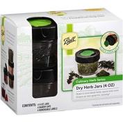 Ball Culinary Dry Herb Jars, 4 ct