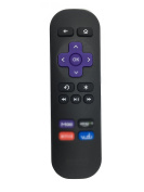 Vinabty New Replaced Infrared Remote Controller fits for ROKU Streaming Player 1 / 2 / 3 / 4 LT HD XD XS MLK247, But NOT Compatible for Roku Stick Roku TV MLK247 TV