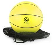 Water Basketball Pool Basketball - Kids Indoor Basketball - 20cm Diameter - Soft and Bouncy
