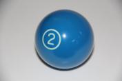Replacement Ball #2 - EPCO Glo Regulation Billiard or Pool Set, 170ml, 5.7cm diam