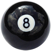 Sterling Gaming Crazy 8-Ball