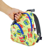 Hugger Kids Backpack with Child Rein and Grabby Handle