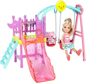 Barbie DWJ46 Club Chelsea Swingset