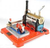 Mamod SP4 stationery Live Steam Engine, Ready Built, Powerful and Compact - Great Fun