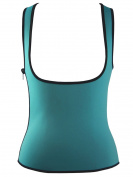 Panegy Women Neoprene Shirt Hot Shapewear Compression Sauna Tank Top Slimming Vest