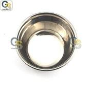 G.S IODINE CUP, 180ml CAPACITY, 7.6cm - 0.6cm X 5.1cm , SMALL BEST QUALITY