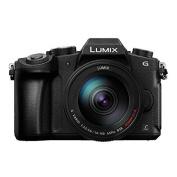 Panasonic LUMIX DMC-G85 4K Mirrorless Interchangeable Lens Camera Kit, 14-140mm Lens, 16 Megapixel (International Model No Warranty)