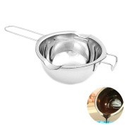 Vivian Universal Double Boiler Stainless Steel Melted Butter Chocolate Cheese Caramel Homemade cosmetics Melting Pot