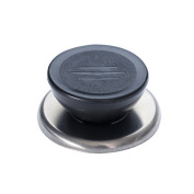 Raylans 2pcs Round Pot Pan Lid Handle Knobs Replacement Cover Knob