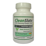 2 Day Rapid THC Remover / Cleanse & Detox Flush - Fast Acting Detoxification - .