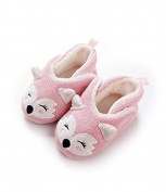 Philna12 Baby Warm Cute Animal Fox Toddler Newborn Wool Socks