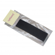 Opttiuuq FrontFoot Cricket Bat Toe Guard Plus Fixing Instructions - Black
