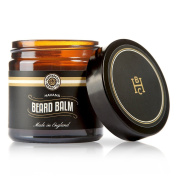 Beard Balm, Havana Blend, All Natural, 60ml - 12 Premium Butters & Oils Blended Into a Silky Smooth Concoction - Guaranteed to Soften Your Beard and Make it Kissable