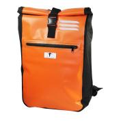 Red Loon Messenger Courier Bag Truck Tarpaulin Messenger Bag Backpack Bicycle Black or Orange