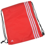 Unisex Genuine Adidas Everyday 3 Stripe Gym Sack Sports Training Bag