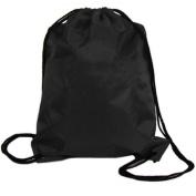 Bluester Nylon Drawstring Cinch Sack Sport Beach Travel Outdoor Backpack Bags