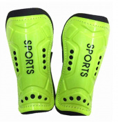 Qingsun Soccer Shin Guards Shin Pads Lightweight Football Shield Soccer Leg Protectors()