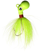 Haggerty Lures Octopus Buck Tail Jig Chartreuse, 90ml
