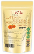 New Micro-encapsulated Formula- Lutein 30mg - Meso-zeaxanthin 10mg - Zeaxanthin 6mg - 100% Pure Natural Highly Bioavailable 4 - UK Manufactured