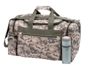 ImpecGear Travel ACU Duffel Camouflage Bag, Gym Accessories Bag, 46cm 50cm 80cm
