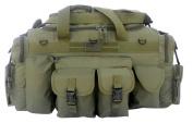 East West U.S.A Tactical Outdoor Multi Pockets Heavy Duty 70cm Duffel Bag