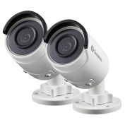 Swann SWNHD-850PK2-US , NHD-850 5MP Super HD IP Security Bullet Cameras w 30m Night Vision 2 PACK
