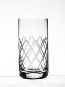 Steelite Diamond Cut 360ml Highball Glass
