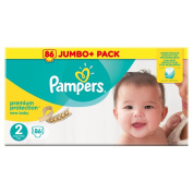 Pampers New Baby 2 Mini Nappies