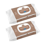 Gifrer Cleansing Wipes with Virgin Olive Oil 2 x 70 Wipes