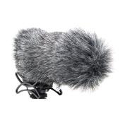 Azden azsws15 Microphone Windshield smx-15 Black