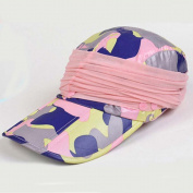 Efone Sun Cap,Flap Hats,Full Protection Quick Drying Women Girl Outdoor Sun Hat Flap Cap Removable Neck & Face Cover Visor