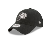 NBA Adult Core Classic Black 9TWENTY Adjustable Cap