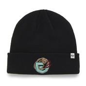 47 Brand Basketball Cuff Beanie Hat - NBA Cuffed Winter Knit Toque Cap