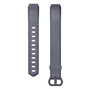 Fitbit Alta HR and Alta Leather Accessory Band, Indigo, Small