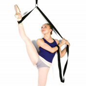 Leg Stretcher Lengthen Ballet Stretch Band for Dance & Gymnastics Exercise Training Home or Gym Foot Stretch Bands
