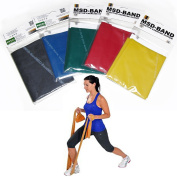 MSD 5 Elastic Bands 1.5 mt All Resistance Band Elastic Band Exercise Fitness Pilates