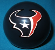 Officially Licenced NFL Houston Texans BLUE Billiard Pool Cue Ball 8