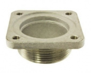 "Rochester 22 series Zinc 1 1/2"" Bolt Circle Adapters for 6500 Series Gauges"