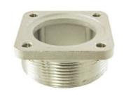 "Rochester 22 series Zinc 2"" Bolt Circle Adapters for 6500 Series Gauges"
