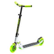 Neon Flash Light Up Complete Scooter - Green