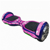 Lanowo 17cm Self-Balancing Two-Wheel Scooter Skin Hover Stickers High Quality Decal Skin Kit