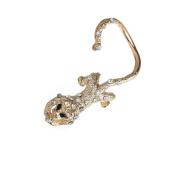 Tabwing Ear Cuff Leopard Wrap Clip Stud Earring Left Ear