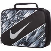 Nike Boys Black Swoosh Insulated Lunch Box