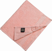 myrtle beach Guest Towel in light-pink Size